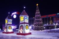 Пример украшения города на Новый год - Design-pro.kz - фото 90