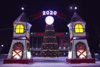 Пример украшения города на Новый год - Design-pro.kz - фото 89