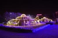 Пример украшения города на Новый год - Design-pro.kz - фото 88