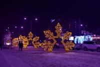 Пример украшения города на Новый год - Design-pro.kz - фото 85