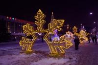 Пример украшения города на Новый год - Design-pro.kz - фото 84