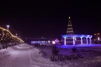 Пример украшения города на Новый год - Design-pro.kz - фото 81