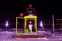 Пример украшения города на Новый год - Design-pro.kz - фото 79