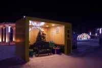 Пример украшения города на Новый год - Design-pro.kz - фото 76