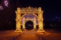 Пример украшения города на Новый год - Design-pro.kz - фото 92