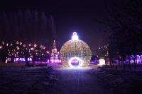 Пример украшения города на Новый год - Design-pro.kz - фото 72