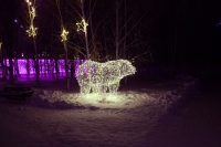 Пример украшения города на Новый год - Design-pro.kz - фото 71