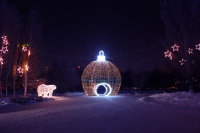 Пример украшения города на Новый год - Design-pro.kz - фото 70