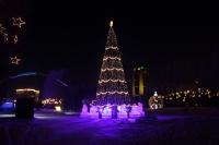 Пример украшения города на Новый год - Design-pro.kz - фото 61