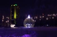 Пример украшения города на Новый год - Design-pro.kz - фото 60