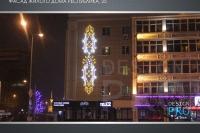 Пример украшения города на Новый год - Design-pro.kz - фото 11