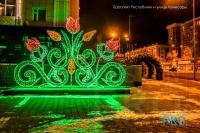 Пример украшения города к Наурызу- Design-pro.kz - фото 1