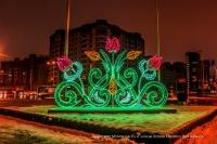 Пример украшения города к Наурызу- Design-pro.kz - фото 10