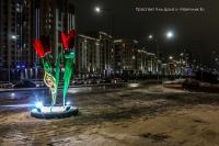 Пример украшения города к Наурызу- Design-pro.kz - фото 11