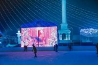 Пример украшения города на Новый год - Design-pro.kz - фото 27