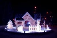 Пример украшения города на Новый год - Design-pro.kz - фото 33
