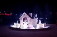 Пример украшения города на Новый год - Design-pro.kz - фото 34