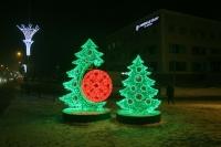 Пример украшения города на Новый год - Design-pro.kz - фото 37