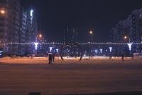 Пример украшения города на Новый год - Design-pro.kz - фото 42