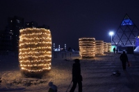 Пример украшения города на Новый год - Design-pro.kz - фото 19
