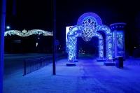 Пример украшения города на Новый год - Design-pro.kz - фото 53