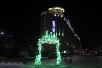 Пример украшения города на Новый год - Design-pro.kz - фото 55