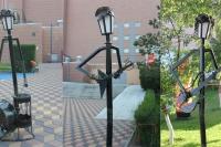 топиарные фигуры и фигуры из металла от компании Design Pro фото 43