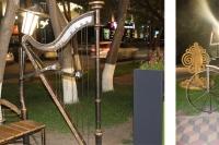 топиарные фигуры и фигуры из металла от компании Design Pro фото 50