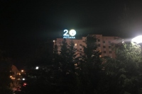 Украшение города Астана к 20-ти летию - Design Pro фото 25
