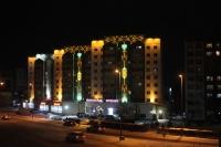 Яркие ночные фасады - фото Design Pro