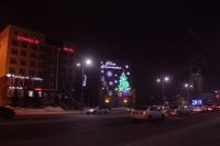 Ночная подсветка фасадов - фото Design Pro
