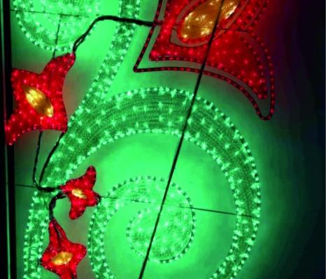 Кронштейны световые - фото Design Pro